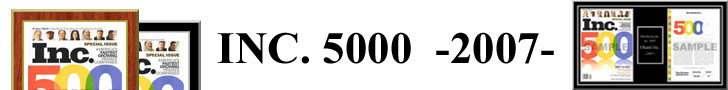 INC 5000 -2007-